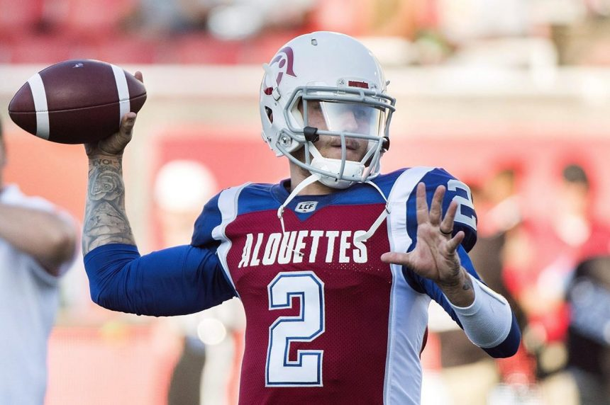 Als announce Manziel to make CFL debut against Hamilton Tiger-Cats