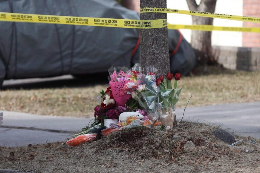Group says 78 women, girls, killed across Canada in last six months