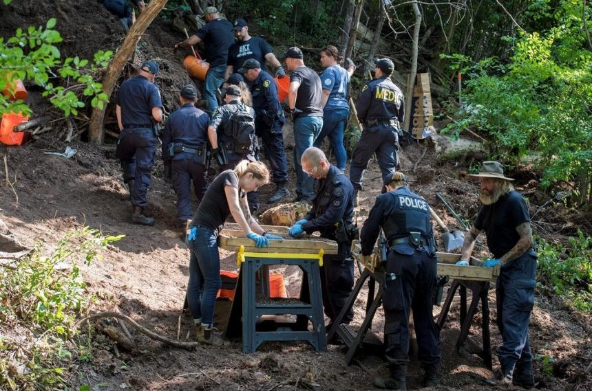 More human remains found at Toronto property linked to alleged serial killer