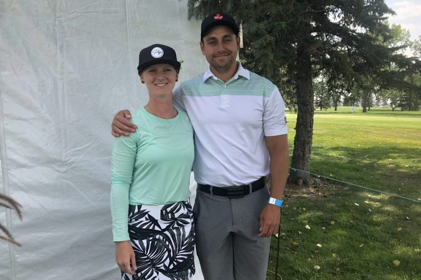 Saskatoon golfer teams with long-time friend for CP Open