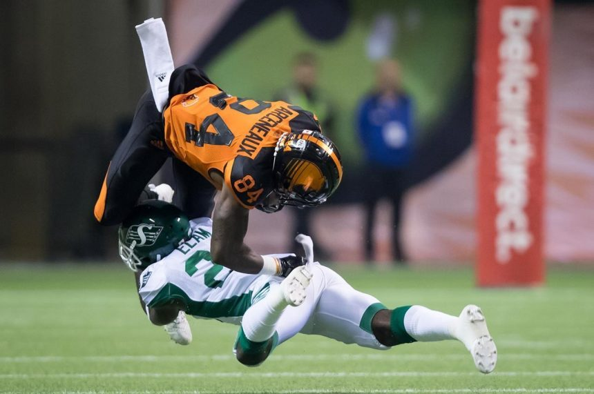 Lions fail to break Roughriders defence in 24-21 loss