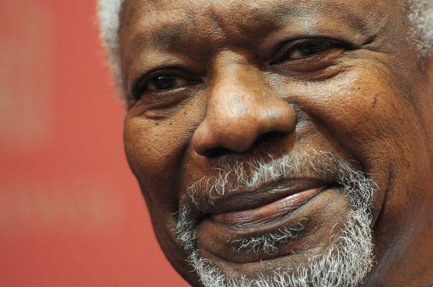 Canadians react to death of former UN secretary-general Kofi Annan at age 80