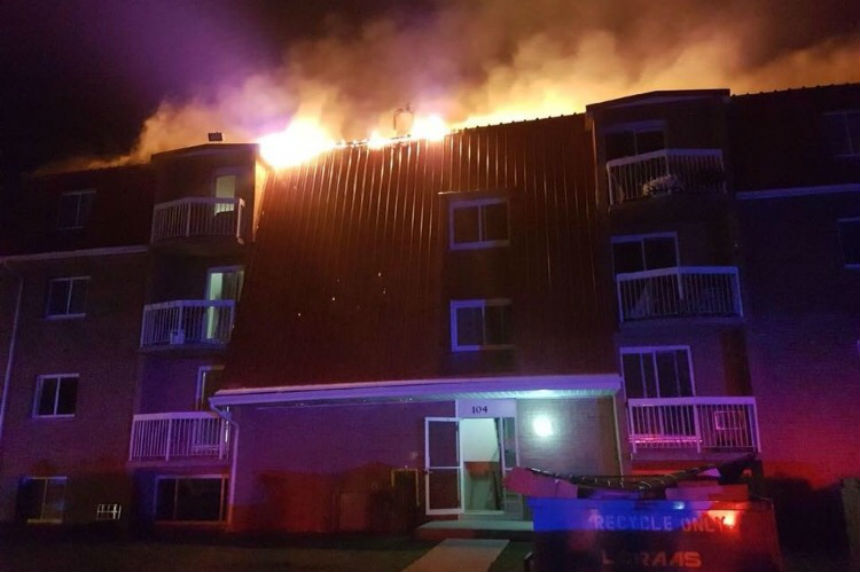 Fire department determines cause of Hanbidge apartment fire