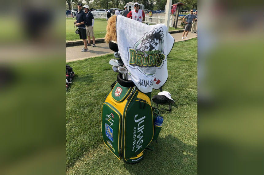 Canadian honours Humboldt Broncos at CP Women's Open