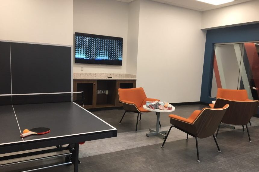 A Redesigned Apartment At The Newly Renovated College West Residence University Of Regina Aug 21 2018 Adriana Son 980 Cjme