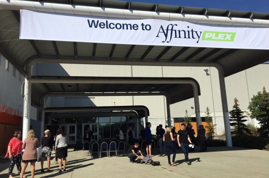 EventPlex at Evraz Place to be renamed AffinityPlex
