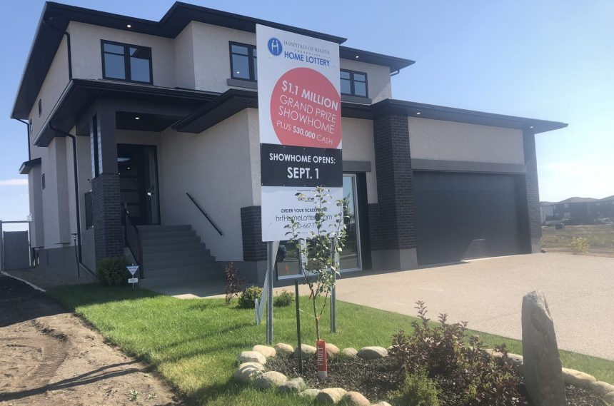 $1.1M grand prize home in Hospitals foundation lottery