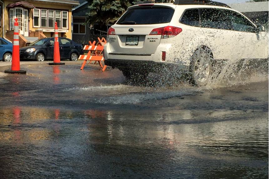Regina traffic to be restricted for water main repair