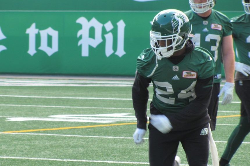 'Resilient:' Blackmon ready for 1ststart as a Rider