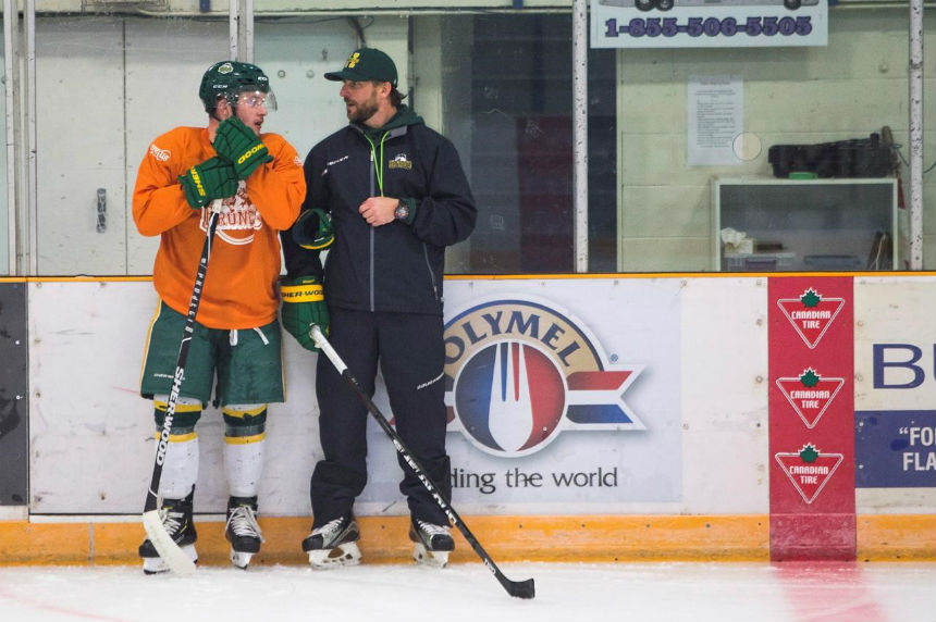 Humboldt Broncos back on ice for new season with training camp underway