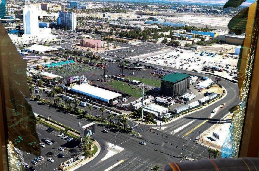 Las Vegas gunman became unstable but didn't raise suspicions