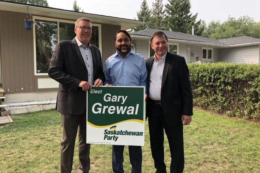 Sask. Party byelection candidate donated to federal Liberals