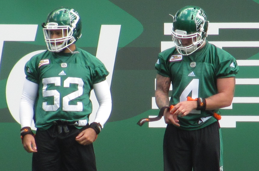 'Amped up:' Riders' Judge relishes first CFL sack