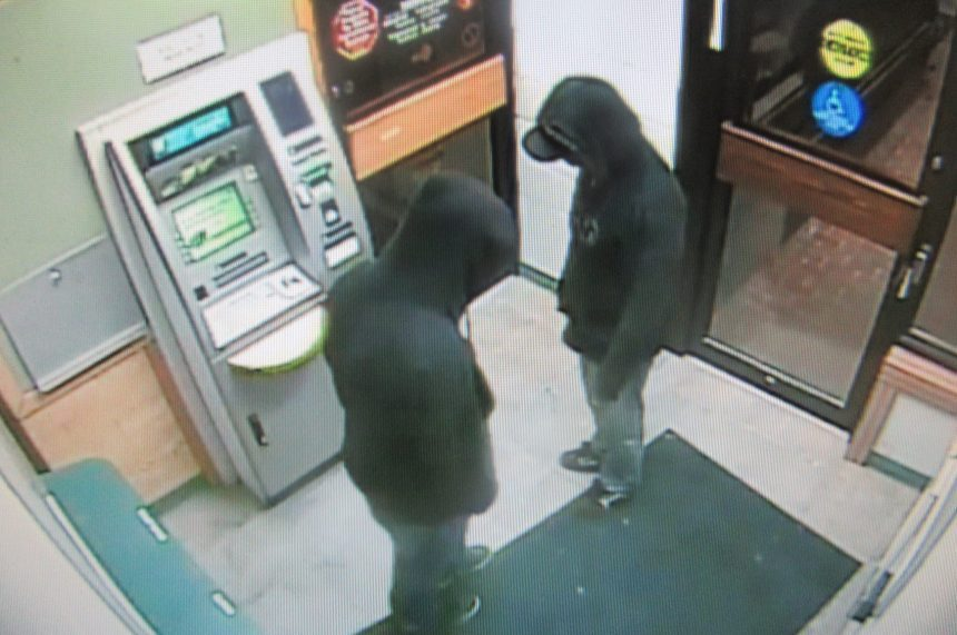 ATM stolen in Whitewood day after failed attempt in Lumsden