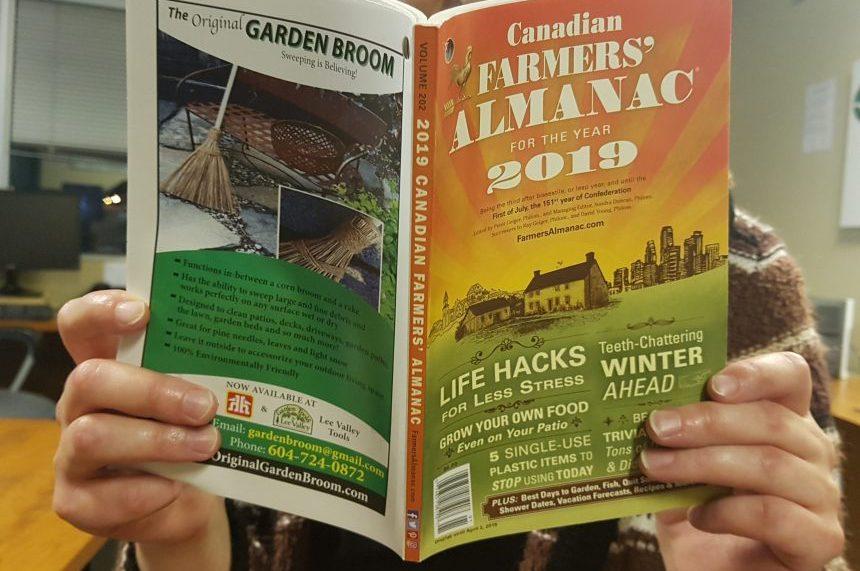 'Teeth-chattering cold:' Farmer's Almanac outlook on winter