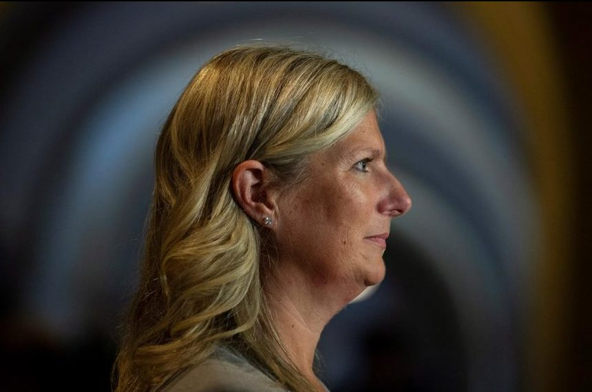 Ontario MP Leona Alleslev ditches Liberals, crosses floor to Tories — NewsAlert