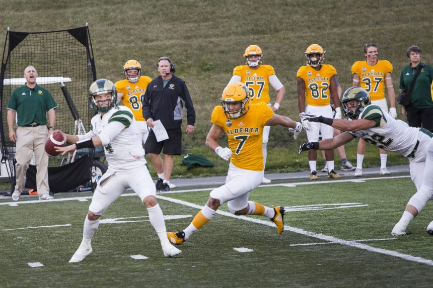 Strong second half leads to 51-13 Rams win over Golden Bears