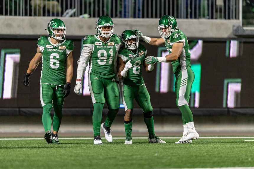 Roughriders' special teams take pride in accomplishments