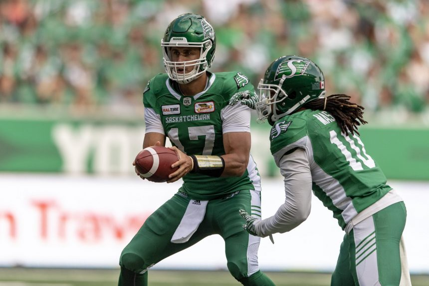 Riders offence improving but still looking for more