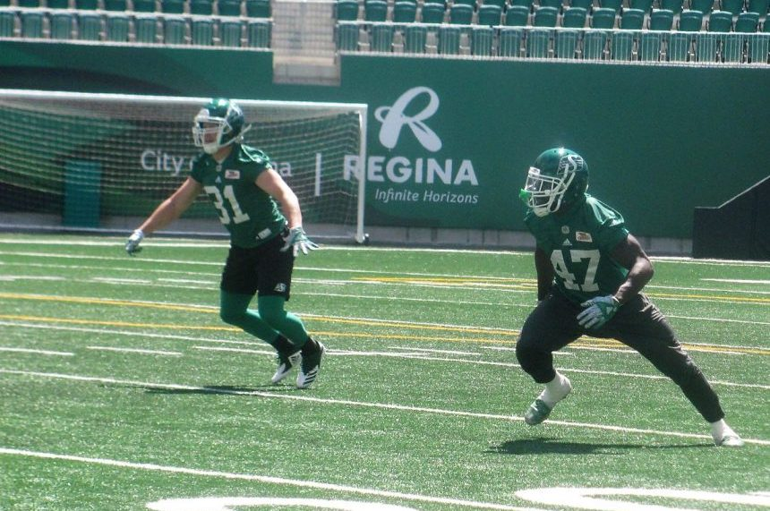 Riders' Hurl celebrates game 100, remembers 1stLabour Day game