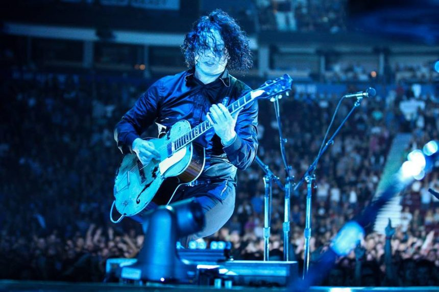 White Stripes' Jack White to play Brandt Centre