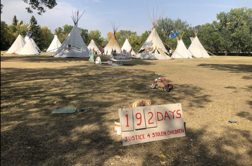 Court orders Wascana Park protesters to leave