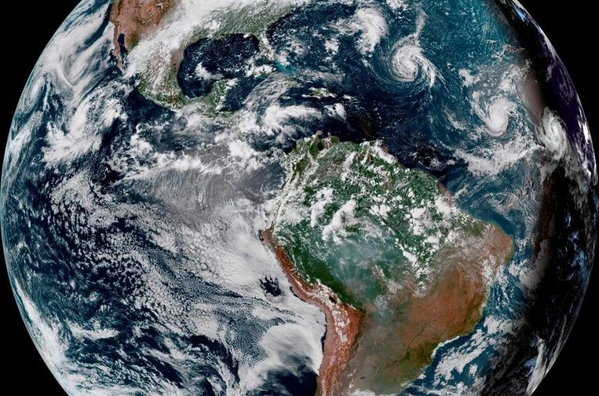 Powerful hurricane could be headed to southeast US