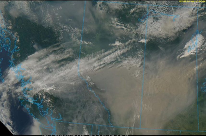 Records stand despite smoky summer in Sask.