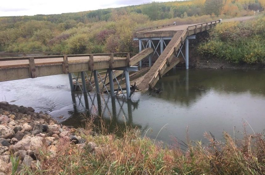 No geotech study done on Saskatchewan bridge that collapsed on opening day