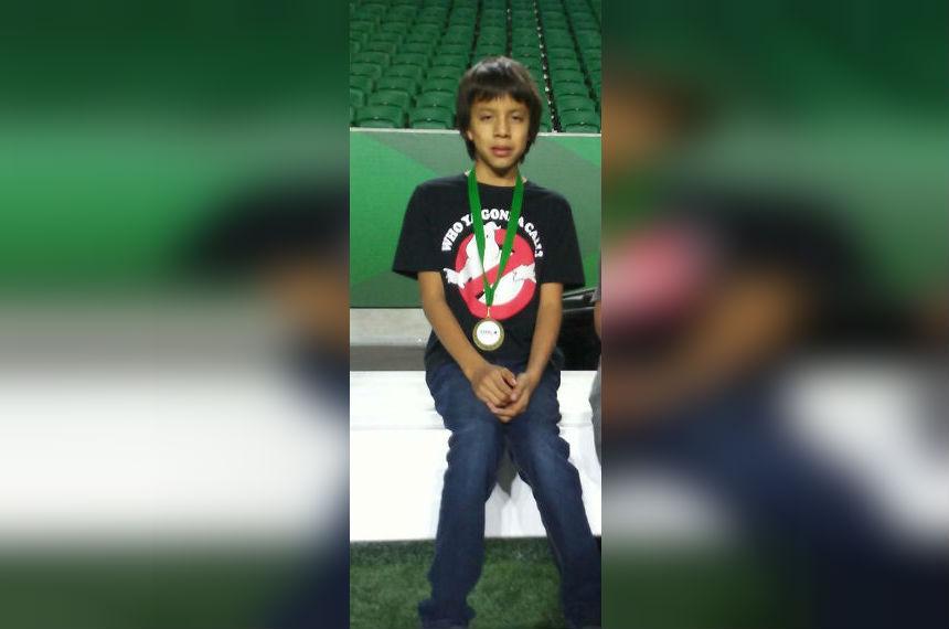 Missing 12-year-old boy found safe