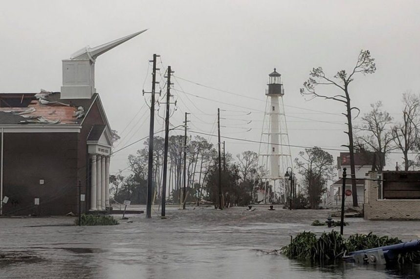 WHAT'S HAPPENING: Carolinas next in line for Michael's fury