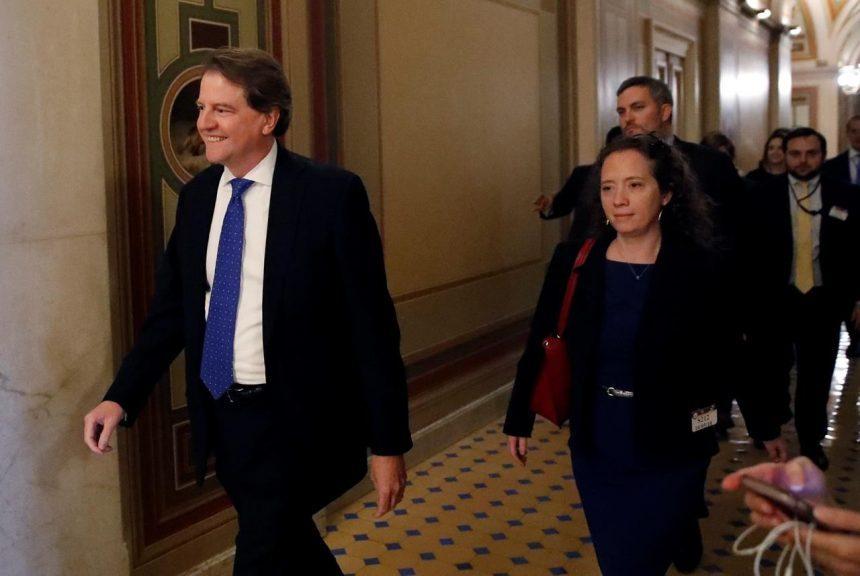 Supreme Court nominee Kavanaugh clears crucial Senate hurdle