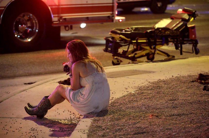 Las Vegas victims honoured on 1st anniversary of shooting