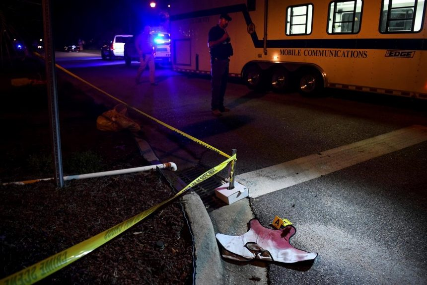 7 officers shot, 1 fatally, in South Carolina standoff