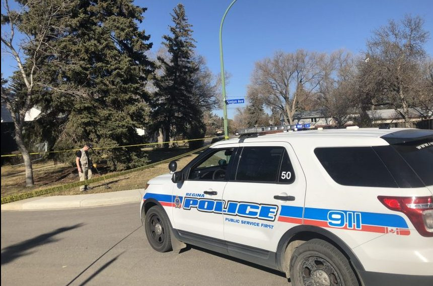 Police treating south Regina shooting death as a murder