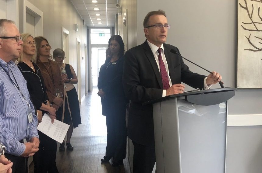 New Regina health centre takes team approach to medical care