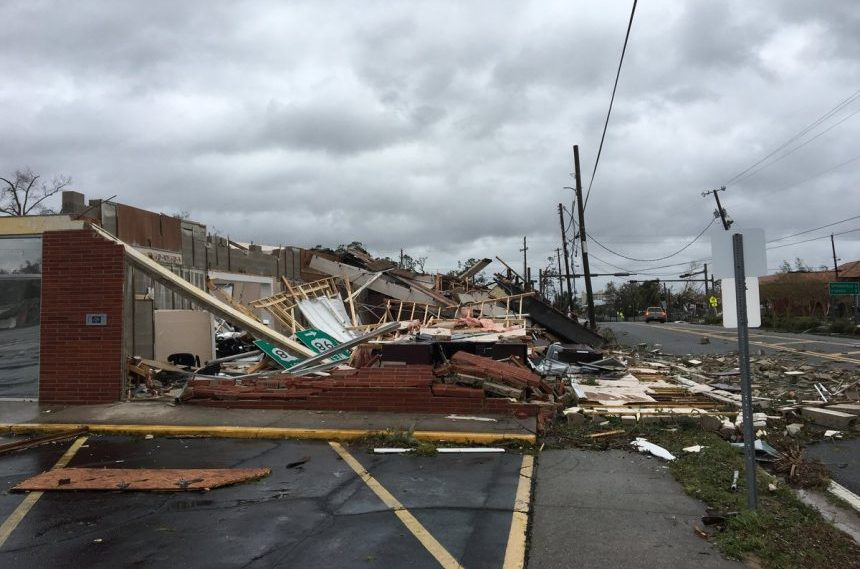 Photos and video show catastrophic destruction of Hurricane Michael