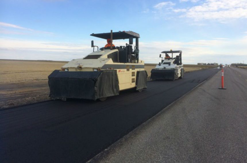 Passing lanes open on Highway 6 south of Regina