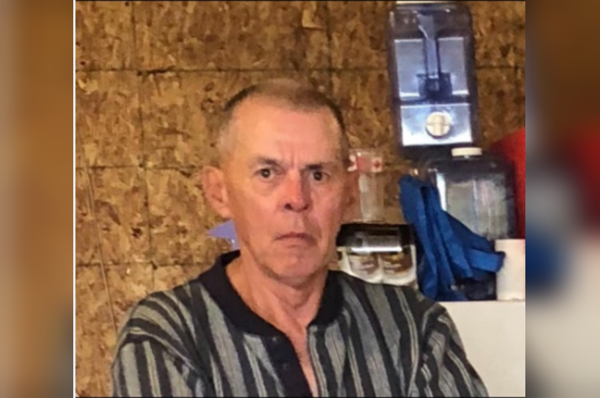 RCMP still searching for missing 68-year-old man