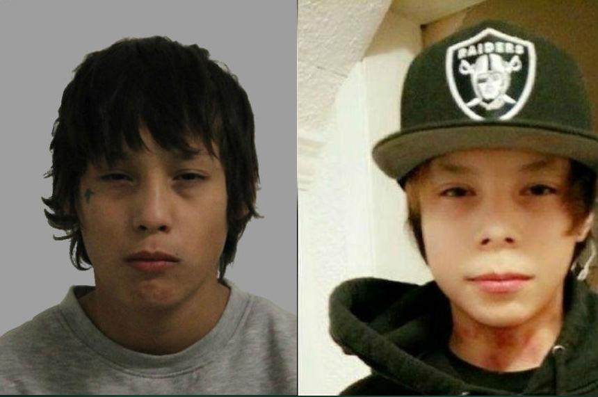 RCMP looking for pair of missing teen boys