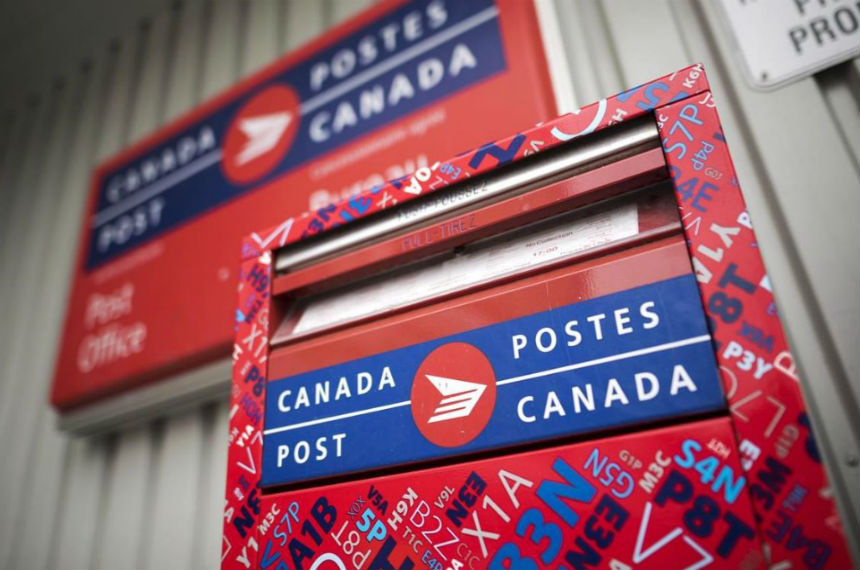 Canada Post strike causes drop in Salvation Army donations, charity says