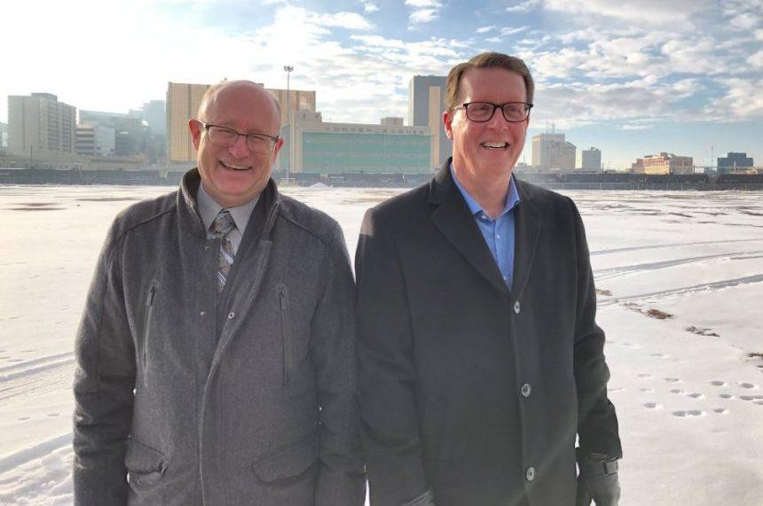 Regina railyard renewal project gets $33.6 M in funding
