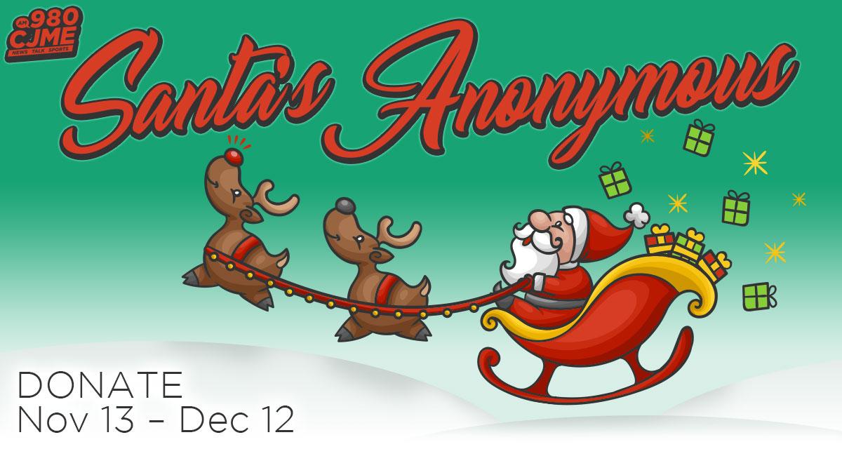 49th Annual CJME Santas Anonymous