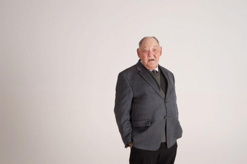 Elgar Petersen, namesake for the Humboldt Broncos' home rink, dies at 82
