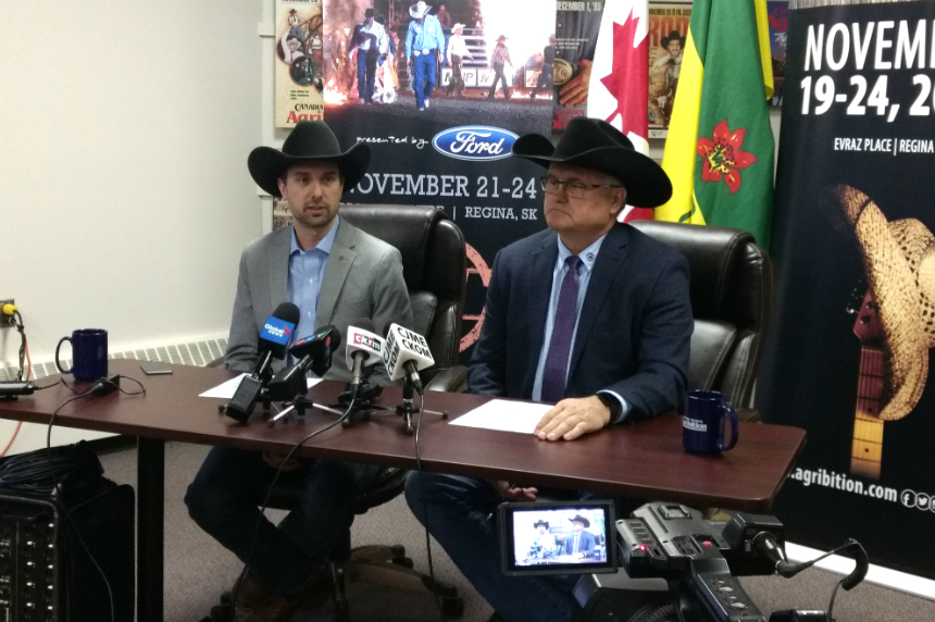 Canadian Western Agribition wraps up for 48th year