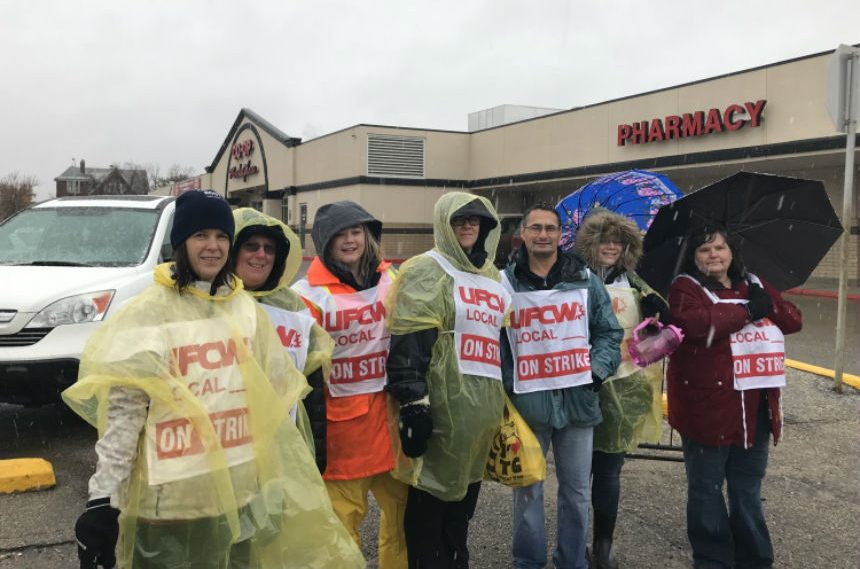 Strike over at Moose Jaw Co-op, wage scale kept