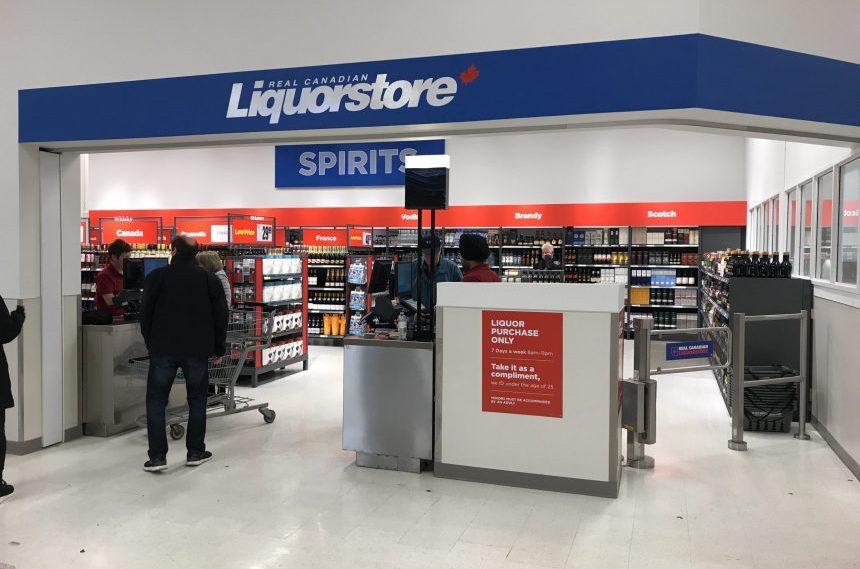 Liquor, groceries now under one roof in Regina