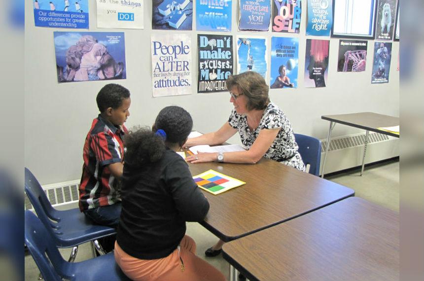 Diversity in the school: The growth of Regina's EAL program