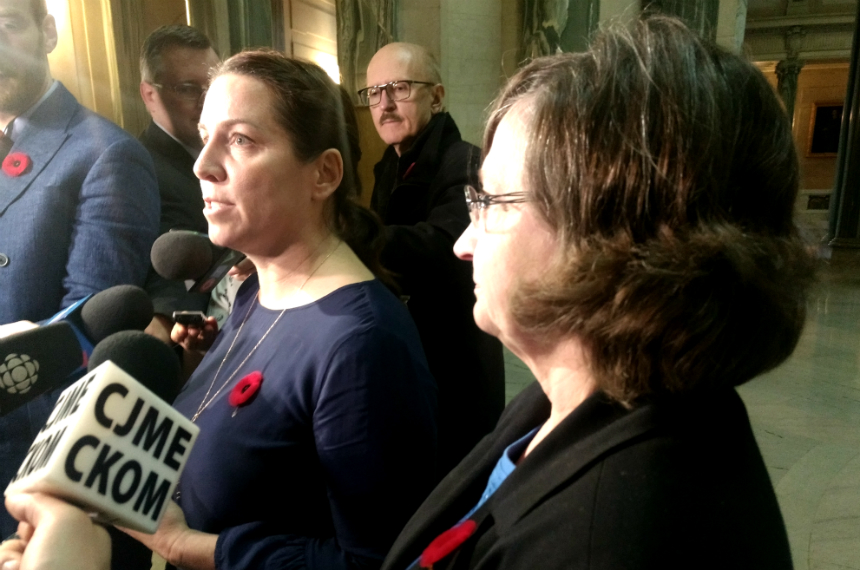 Saskatoon woman 'appalled' by quality of long-term care