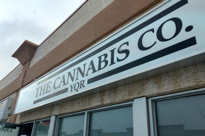 Regina's first cannabis dispensary opens on Broad Street
